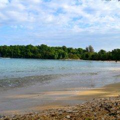 Отель Kaz Kreol Beach Lodge & Wellness Retreat пляж фото 2