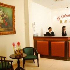 Отель DOriental Inn, Chinatown, Kuala Lumpur Малайзия, Куала-Лумпур - 2 отзыва об отеле, цены и фото номеров - забронировать отель DOriental Inn, Chinatown, Kuala Lumpur онлайн интерьер отеля фото 3