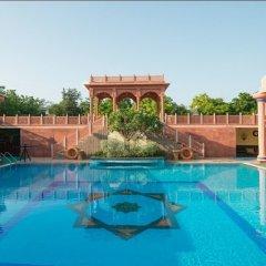 Отель Chokhi Dhani Resort Jaipur бассейн фото 3