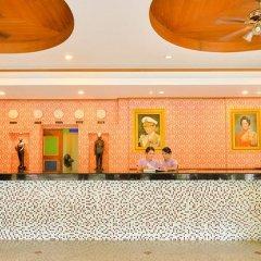 Отель Tri Trang Beach Resort by Diva Management интерьер отеля фото 2