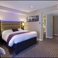 Отель Premier Inn Edinburgh City Centre (York Place) Великобритания, Эдинбург - отзывы, цены и фото номеров - забронировать отель Premier Inn Edinburgh City Centre (York Place) онлайн комната для гостей фото 3