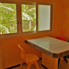 Отель Sunset Hill Lodge Французская Полинезия, Бора-Бора - отзывы, цены и фото номеров - забронировать отель Sunset Hill Lodge онлайн удобства в номере