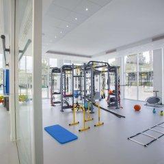 Отель Hilton Park Nicosia фитнесс-зал фото 4