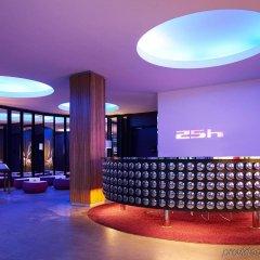 Отель 25 Hours Гамбург развлечения