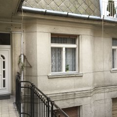 Happy Hostel балкон