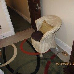 Отель Asante Sana Inn США, Вашингтон - отзывы, цены и фото номеров - забронировать отель Asante Sana Inn онлайн ванная фото 2