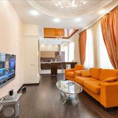 Гостиница KievApartment комната для гостей фото 4