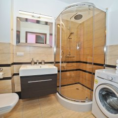 Апартаменты Grand Apartments - Bastion Wałowa Гданьск ванная