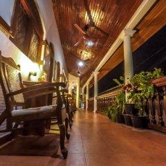 Отель Beach Haven Guest House (Mrs Wijenayake's Guest House) интерьер отеля