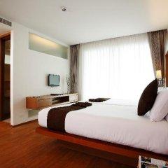 Отель Peach Hill Resort And Spa Стандартный номер