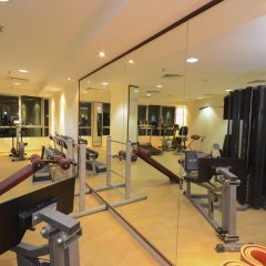 Al Waleed Palace Hotel Apartments-Al Barsha фитнесс-зал фото 4