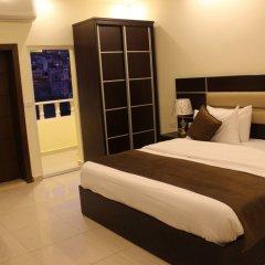 Отель Shaqilath Hotel Иордания, Вади-Муса - отзывы, цены и фото номеров - забронировать отель Shaqilath Hotel онлайн комната для гостей фото 3