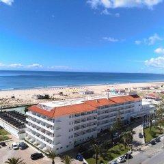 Отель Yellow Praia Monte Gordo пляж