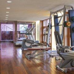 Hotel Melia Bilbao фитнесс-зал фото 2