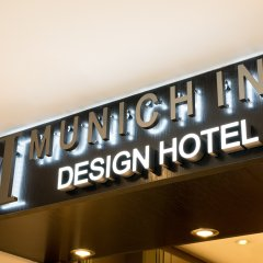 Отель Munich Inn Мюнхен интерьер отеля