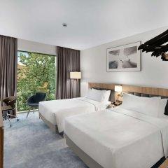 Отель Hilton Garden Inn Vilnius City Centre комната для гостей фото 5