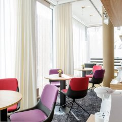 Mercure Hotel Berlin City (ex Mercure Berlin An Der Charite) Берлин интерьер отеля