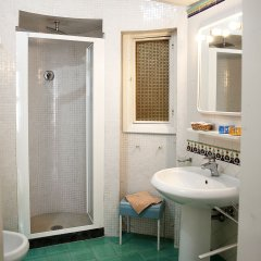 Отель Residence Villa Rosa Италия, Равелло - отзывы, цены и фото номеров - забронировать отель Residence Villa Rosa онлайн ванная фото 2