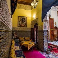 Отель Riad Ibn Khaldoun Марокко, Фес - отзывы, цены и фото номеров - забронировать отель Riad Ibn Khaldoun онлайн фото 16