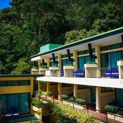 Отель CC's Hideaway балкон