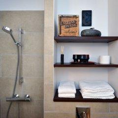Отель Carmel Дания, Орхус - отзывы, цены и фото номеров - забронировать отель Carmel онлайн ванная фото 2