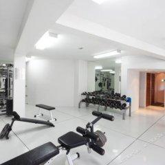 Отель The Park Surin фитнесс-зал фото 2