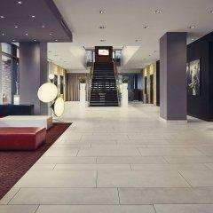 Отель Crowne Plaza Amsterdam South интерьер отеля