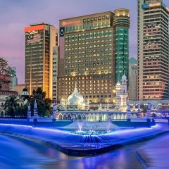 Отель Ancasa Hotel & Spa Kuala Lumpur Малайзия, Куала-Лумпур - отзывы, цены и фото номеров - забронировать отель Ancasa Hotel & Spa Kuala Lumpur онлайн бассейн