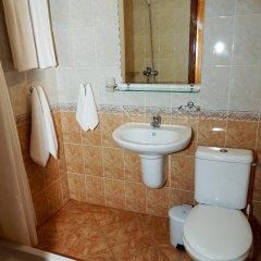 Отель Borovets Edelweiss Болгария, Боровец - отзывы, цены и фото номеров - забронировать отель Borovets Edelweiss онлайн ванная фото 2