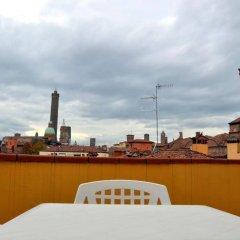 Отель Attico Bellavista Италия, Болонья - отзывы, цены и фото номеров - забронировать отель Attico Bellavista онлайн балкон