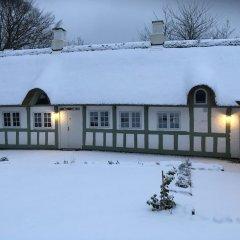 Отель Hørhavegården Дания, Орхус - отзывы, цены и фото номеров - забронировать отель Hørhavegården онлайн парковка