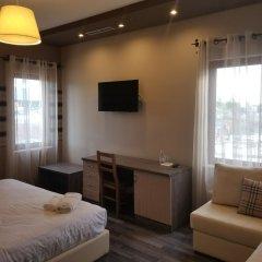 Отель Vila Zeus Албания, Тирана - отзывы, цены и фото номеров - забронировать отель Vila Zeus онлайн комната для гостей