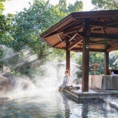 Отель Banyueshan Spa Hotel Китай, Сямынь - отзывы, цены и фото номеров - забронировать отель Banyueshan Spa Hotel онлайн бассейн фото 2