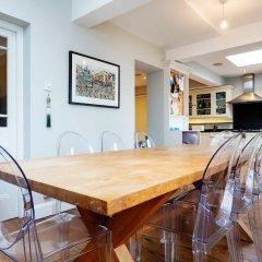 Отель Crouch End Family Home Великобритания, Лондон - отзывы, цены и фото номеров - забронировать отель Crouch End Family Home онлайн в номере фото 2