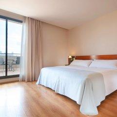 Отель Tryp Valencia Oceánic Hotel Испания, Валенсия - отзывы, цены и фото номеров - забронировать отель Tryp Valencia Oceánic Hotel онлайн комната для гостей фото 5