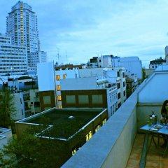 Отель Suites Viena Plaza De Espana балкон