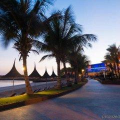 Отель Terrou Bi And Casino Resort Дакар пляж фото 2
