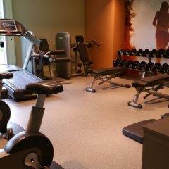 Отель Park Avenue Rochester фитнесс-зал фото 3