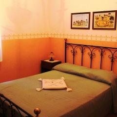 Отель Agriturismo San Giorgio Казаль-Велино комната для гостей фото 2