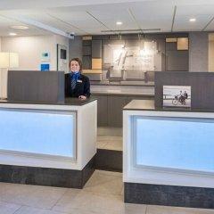 Отель Holiday Inn Express & Suites Charlottetown интерьер отеля фото 3