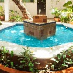 Отель Colonial Cancun Мексика, Канкун - отзывы, цены и фото номеров - забронировать отель Colonial Cancun онлайн бассейн фото 2