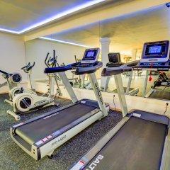 SBH Monica Beach Hotel - All Inclusive фитнесс-зал