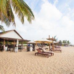 Отель Blue Paradise Resort пляж