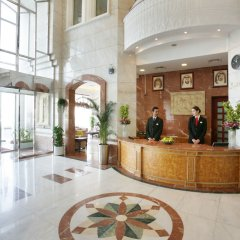Отель Ramada Beach Аджман интерьер отеля фото 3