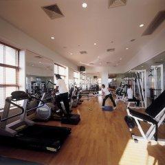 Отель Leonardo City Tower Рамат-Ган фитнесс-зал