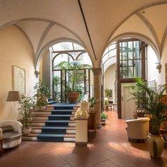 Отель Leon Bianco Италия, Сан-Джиминьяно - отзывы, цены и фото номеров - забронировать отель Leon Bianco онлайн интерьер отеля фото 2