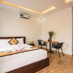 Отель Silver Moon Villa Hoi An - Guest House Вьетнам, Хойан - отзывы, цены и фото номеров - забронировать отель Silver Moon Villa Hoi An - Guest House онлайн комната для гостей фото 4