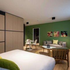 Отель Hilton Garden Inn Brussels City Centre Бельгия, Брюссель - 4 отзыва об отеле, цены и фото номеров - забронировать отель Hilton Garden Inn Brussels City Centre онлайн спа