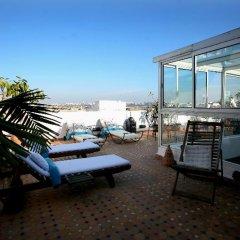 Отель Dar El Kébira Марокко, Рабат - отзывы, цены и фото номеров - забронировать отель Dar El Kébira онлайн бассейн фото 3