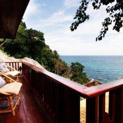 Отель Dusit Buncha Resort Koh Tao балкон